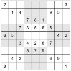 Easy Sudoku Puzzles screenshot